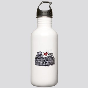 I love Rome Stainless Water Bottle 1.0L