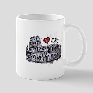 I love Rome Mugs