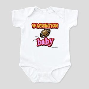 WASHINGTON baby (GIRL) Infant Bodysuit