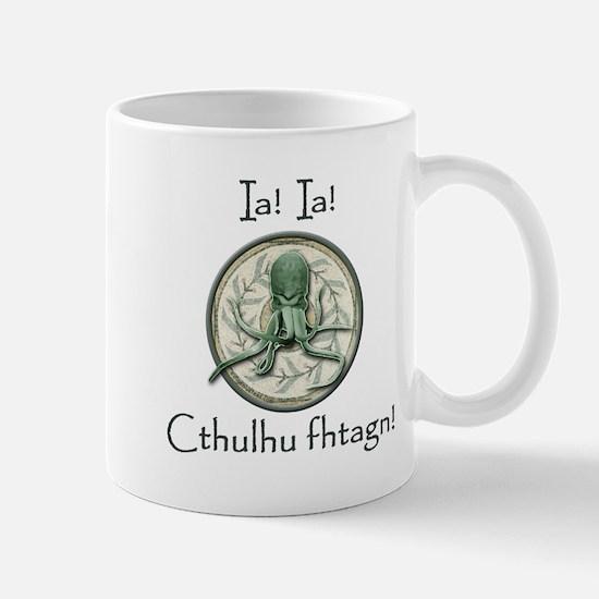 Cute Cthulhu mythos Mug