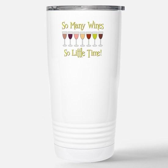 SO MANY WINES... Mugs