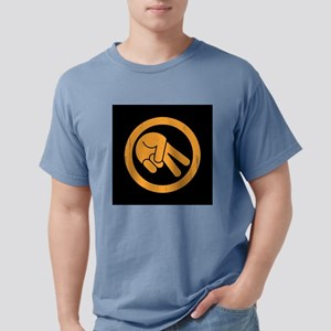 peace-biker-BU T-Shirt