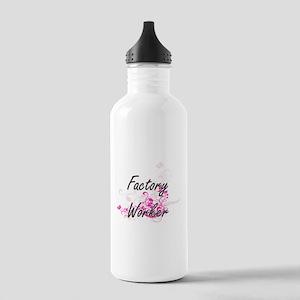 Factory Worker Artisti Stainless Water Bottle 1.0L
