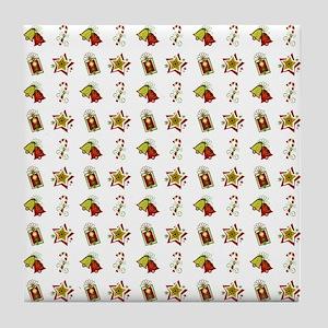 CHRISTMAS CHEER Tile Coaster