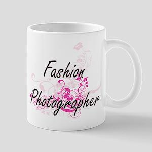 Fashion Photographer Artistic Job Design with Mugs