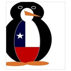 Penguin of Chile Poster
