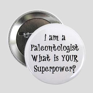 """paleontologist 2.25"""" Button"""