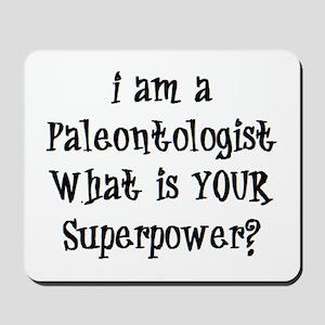 paleontologist Mousepad