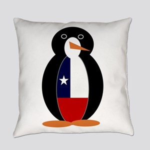 Penguin of Chile Everyday Pillow