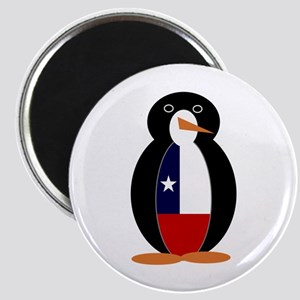 Penguin of Chile Magnets