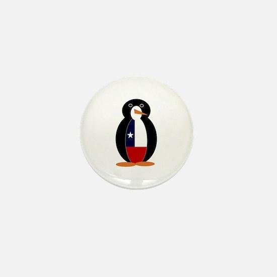 Penguin of Chile Mini Button