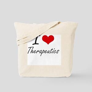 I love Therapeutics Tote Bag