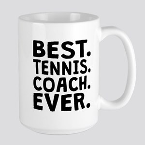 Best Tennis Coach Ever Mugs