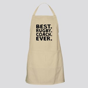 Best Rugby Coach Ever Apron