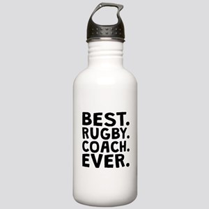 Best Rugby Coach Ever Water Bottle