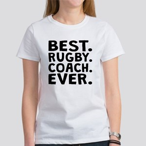 Best Rugby Coach Ever T-Shirt