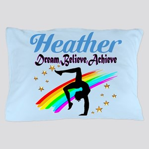 Dream Of Gymnastics Pillow Case
