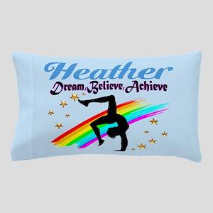 Dream Of Gymnastics Pillow Case