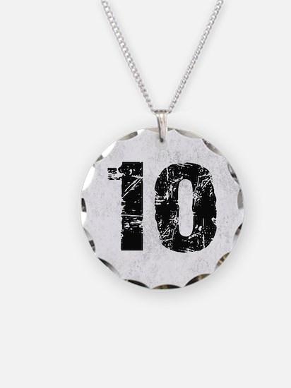 TEN BLACK Necklace
