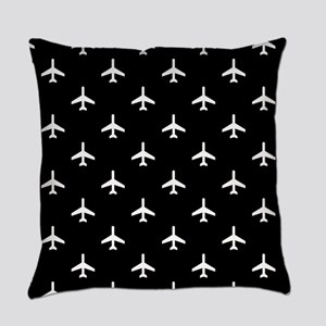 Airplanes Everyday Pillow