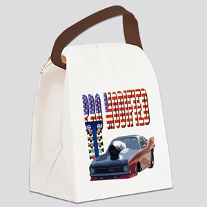 Pro Modified Canvas Lunch Bag