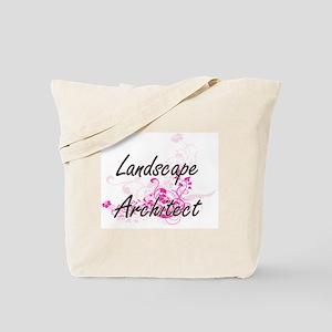 Landscape Architect Artistic Job Design w Tote Bag