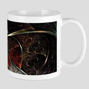 Colorful Artistic Fractal Mug