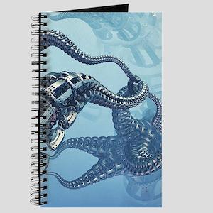 Mechanical Kraken Journal