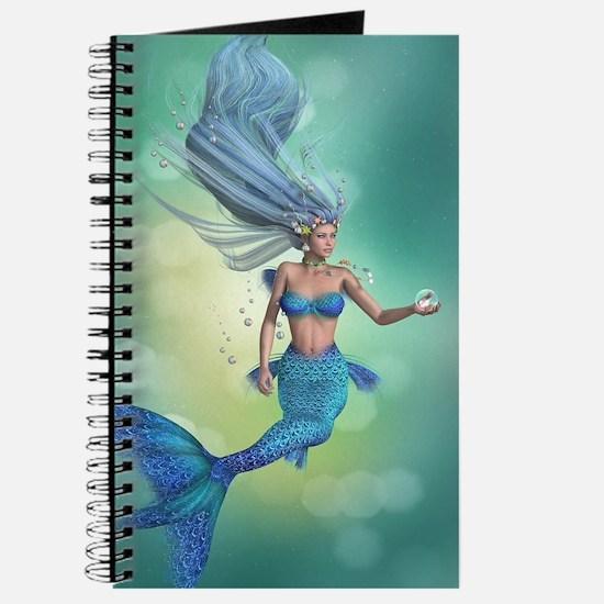 Enchanted Mermaid Journal
