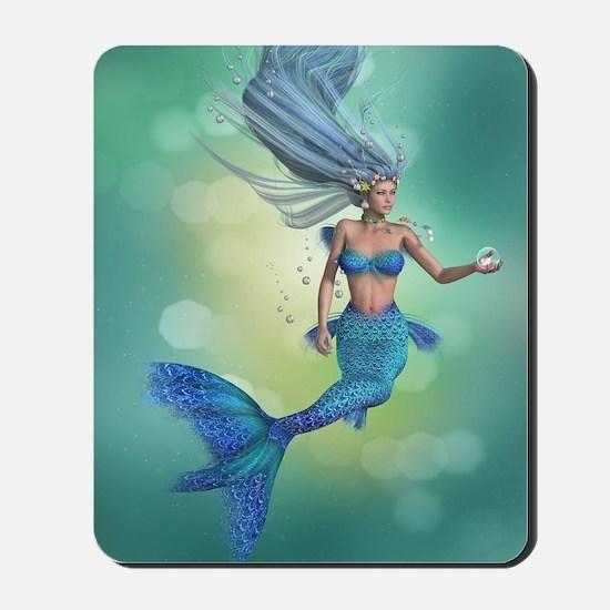 Enchanted Mermaid Mousepad