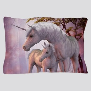 Enchanted Unicorns Pillow Case