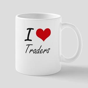 I love Traders Mugs