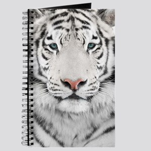 White Tiger Head Journal