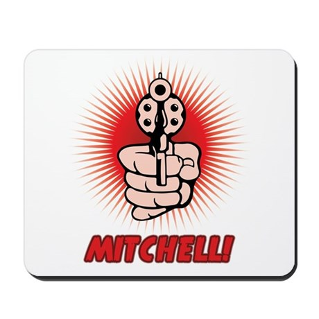 Mitchell Mousepad