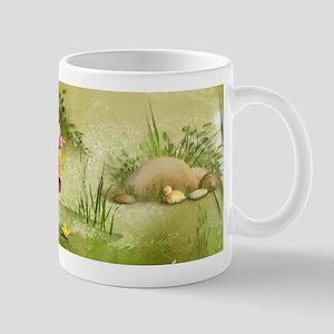 Easter Landscape Mug