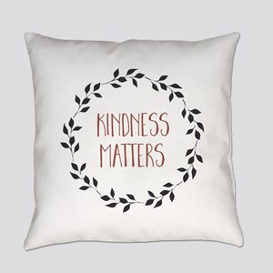 Kindness Matters Everyday Pillow