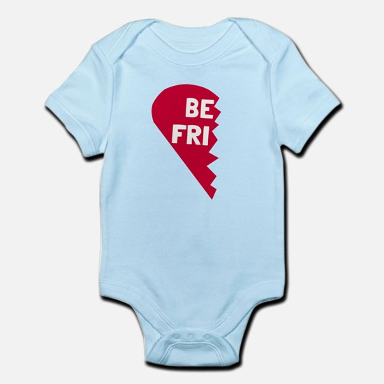 Best Friend Infant Bodysuit