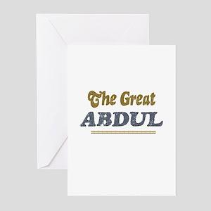 Abdul Greeting Cards (Pk of 10)