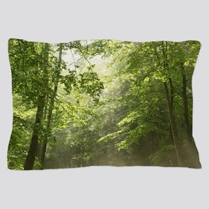 Spring Forest Mist Pillow Case