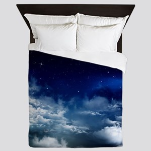Silent Night Queen Duvet