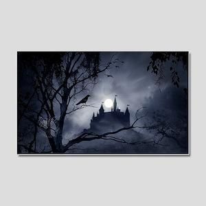 Gothic Night Fantasy Car Magnet 20 x 12