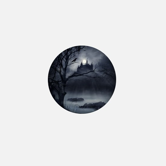 Gothic Night Fantasy Mini Button