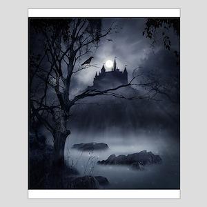 Gothic Night Fantasy Small Poster