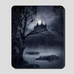 Gothic Night Fantasy Mousepad