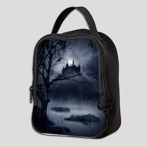 Gothic Night Fantasy Neoprene Lunch Bag
