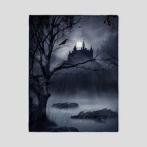 Gothic Night Fantasy Twin Duvet