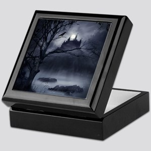 Gothic Night Fantasy Keepsake Box