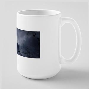 Gothic Night Fantasy Large Mug