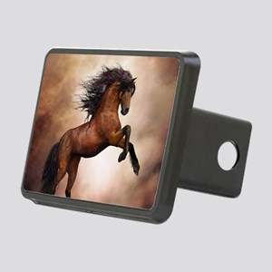 Wild Horse Rectangular Hitch Cover