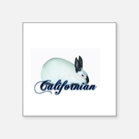 Californian Sticker